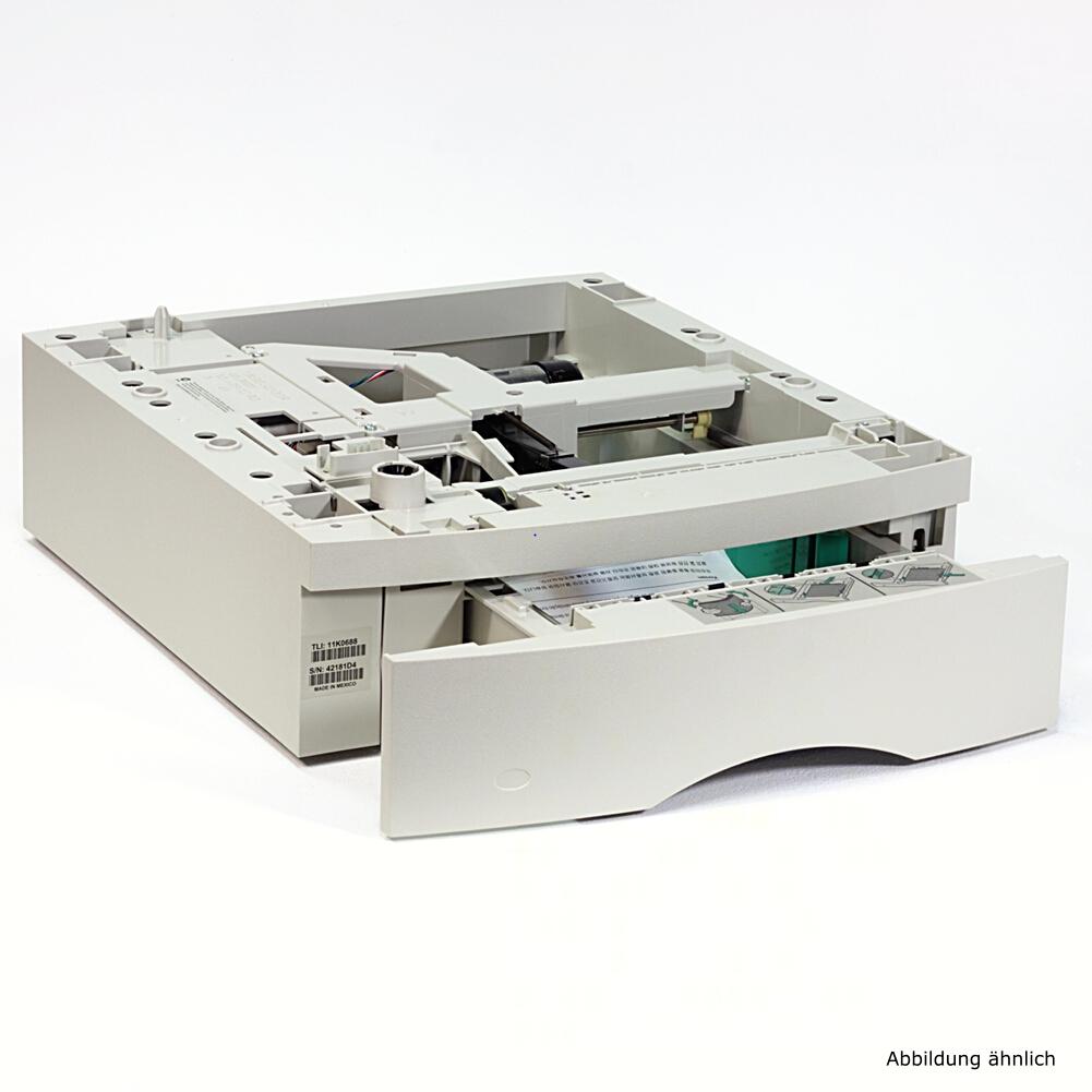 Lexmark Papierfach 11K0688 Drucker T520 T610 T620 T630 T632 T634 N DN DTN gebraucht