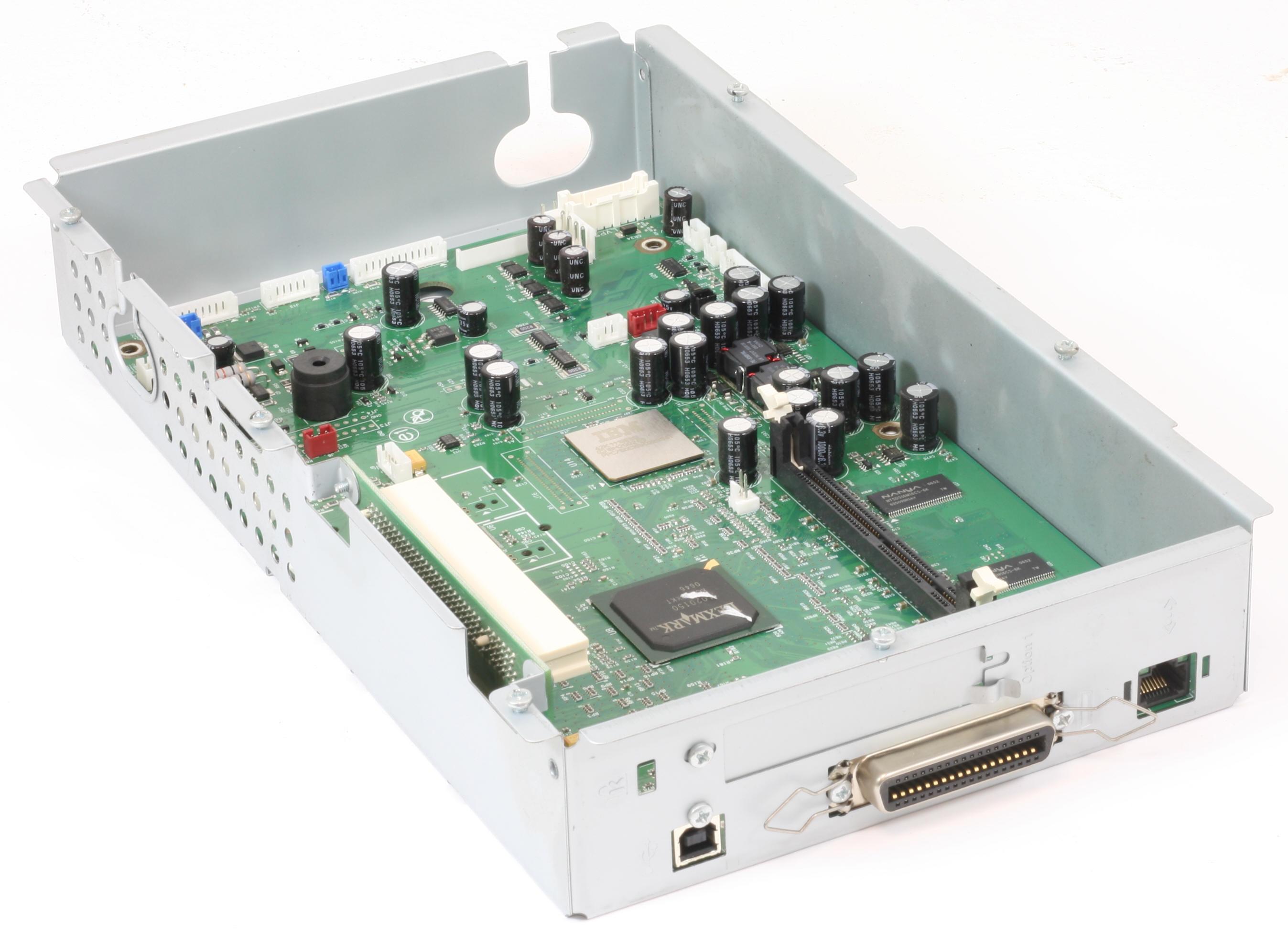 Lexmark Formatter 40X0143 Board Q0016001 für T640 T640N T640DN gebraucht