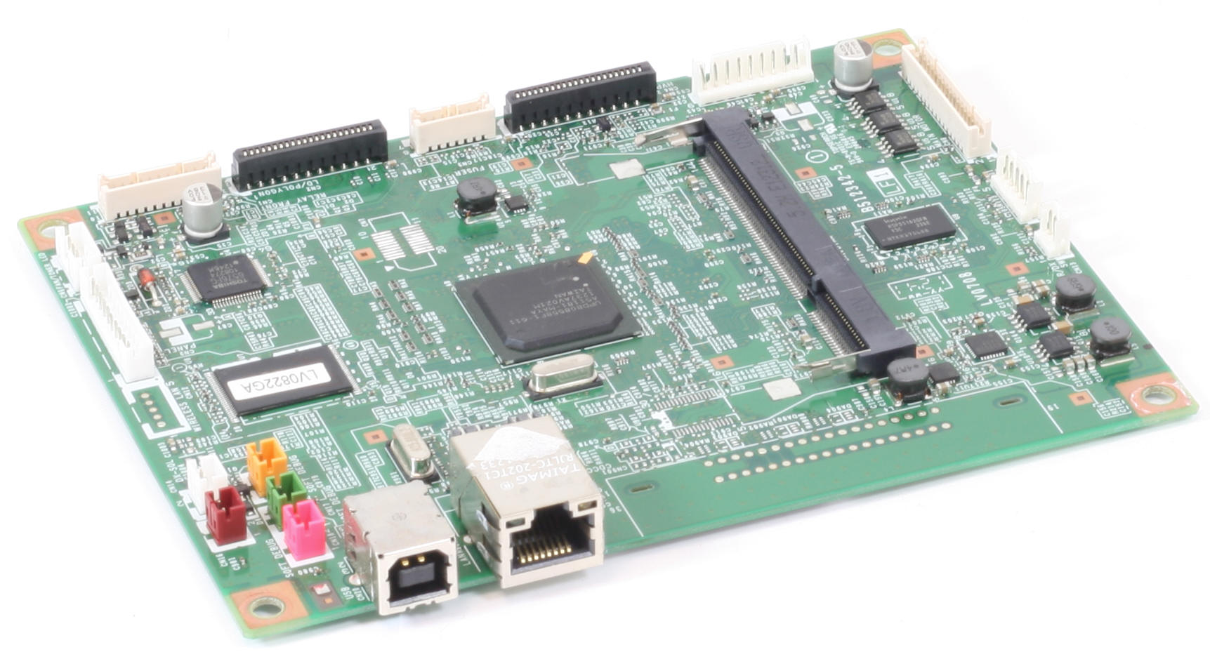 Brother Formatter LV0795001 Board LV0822 für HL-5450DN HL-5450 gebraucht
