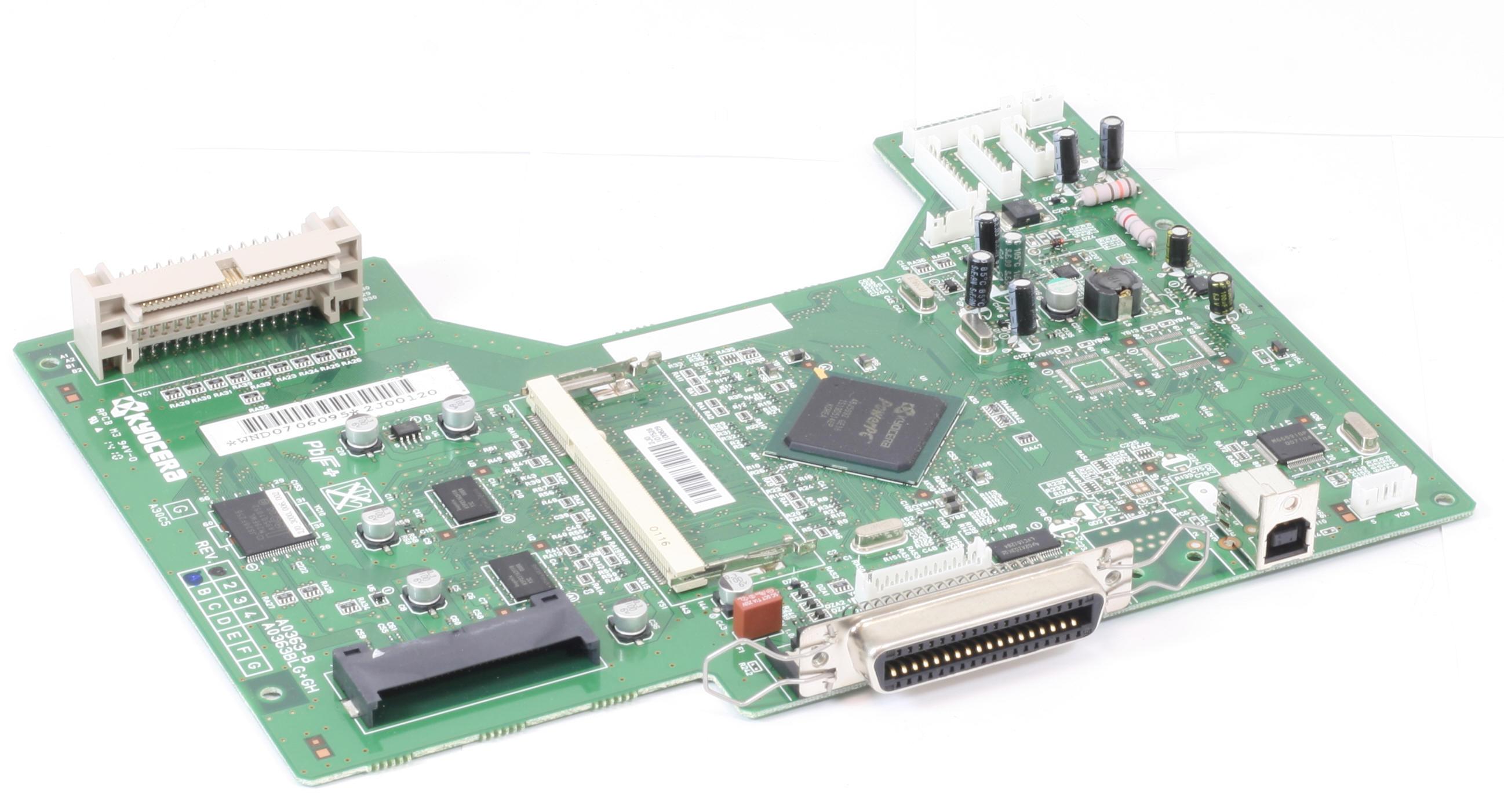 Kyocera Formatter 2J00120 Board für FS-2020D gebraucht