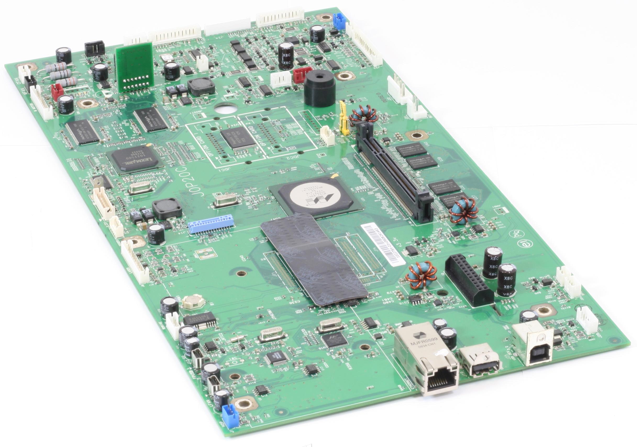 Lexmark Formatter 1020862 Board für T656 T656DN gebraucht EC 6002246