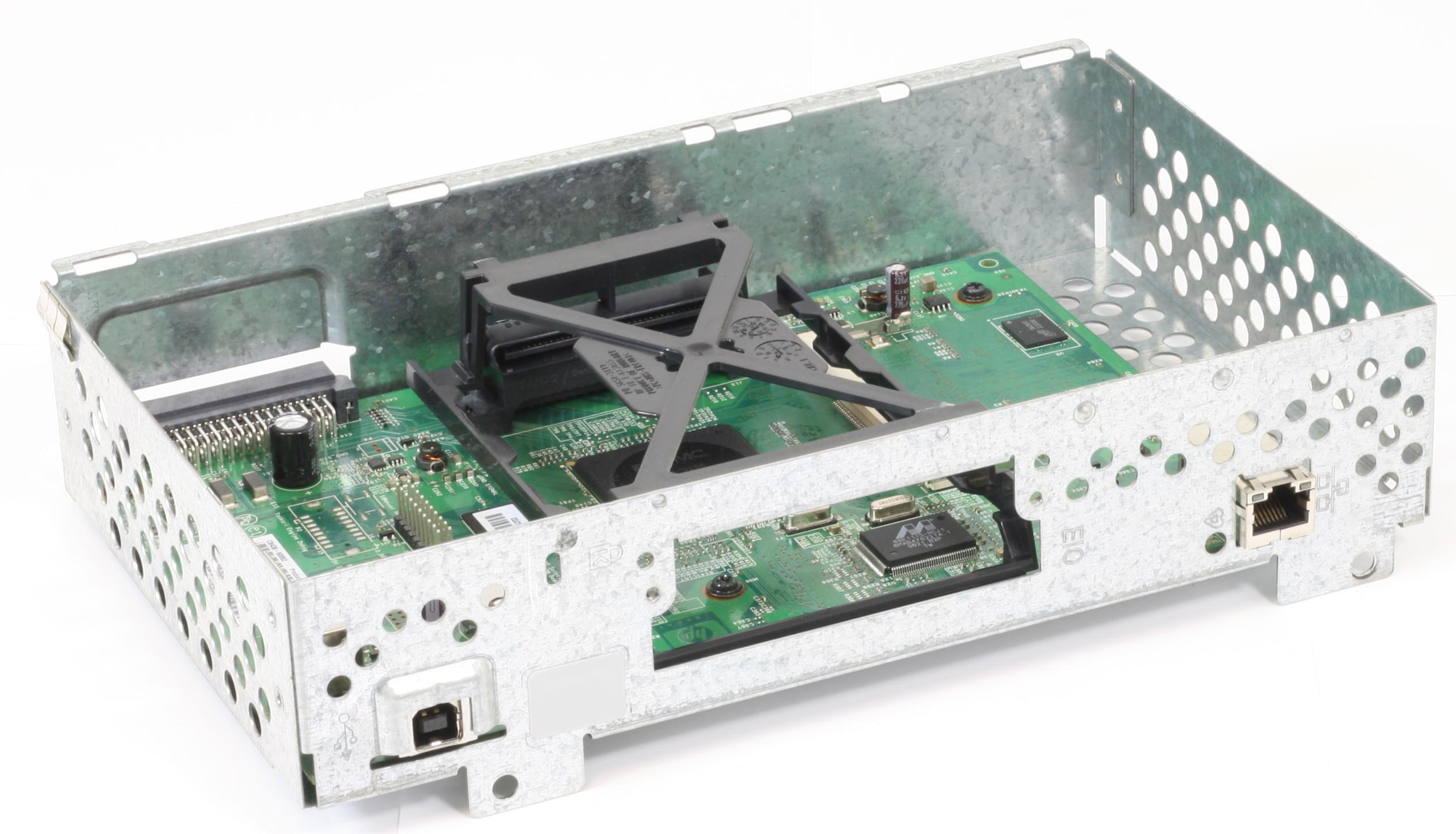 HP Formatter CB438 - 60002 Board für Laserjet P4014 P4015 N DN gebraucht
