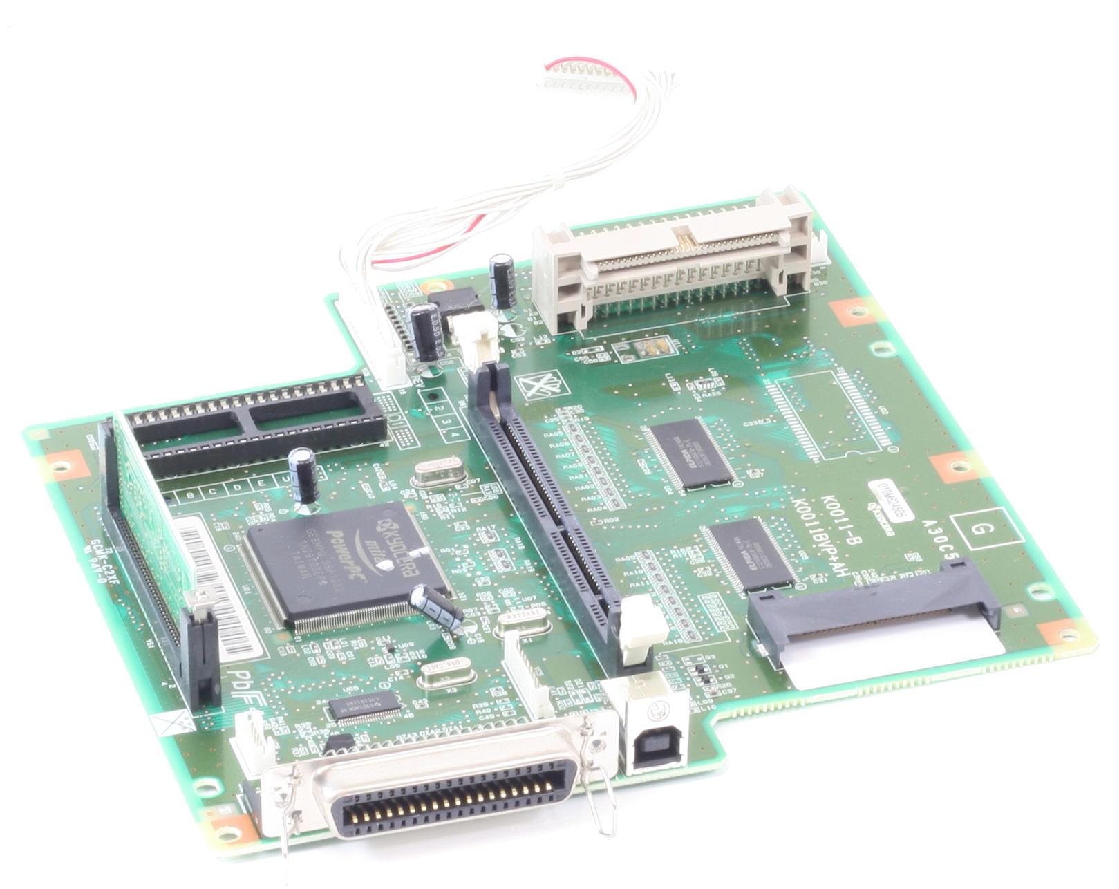 Kyocera Formatter 2G60110 Board für FS-1030D gebraucht K0011-B gebraucht