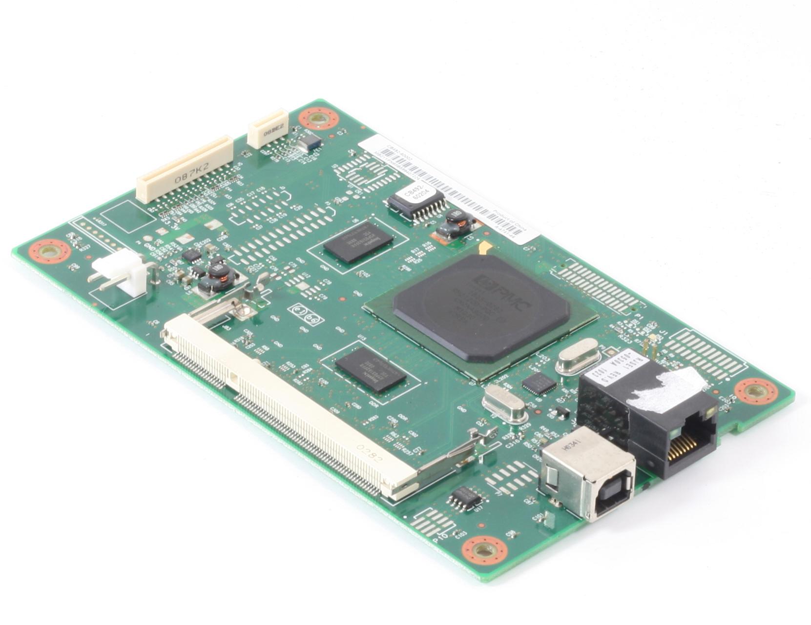 HP Formatter CB492 - 60002 Board für Laserjet CP2025 CP2025N CP2025DN gebraucht