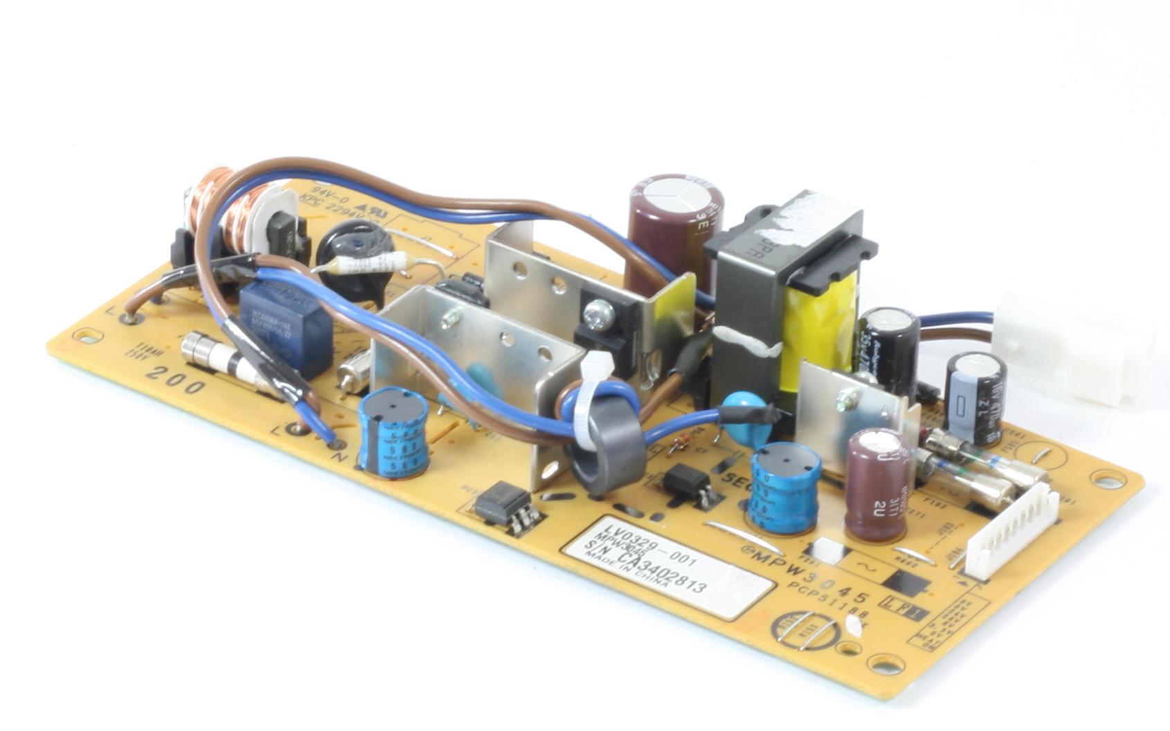 Brother Netzteil LV0329-001 POWER SUPPLY HL-5350 HL5350N HL5350DN  HL-5340 gebraucht