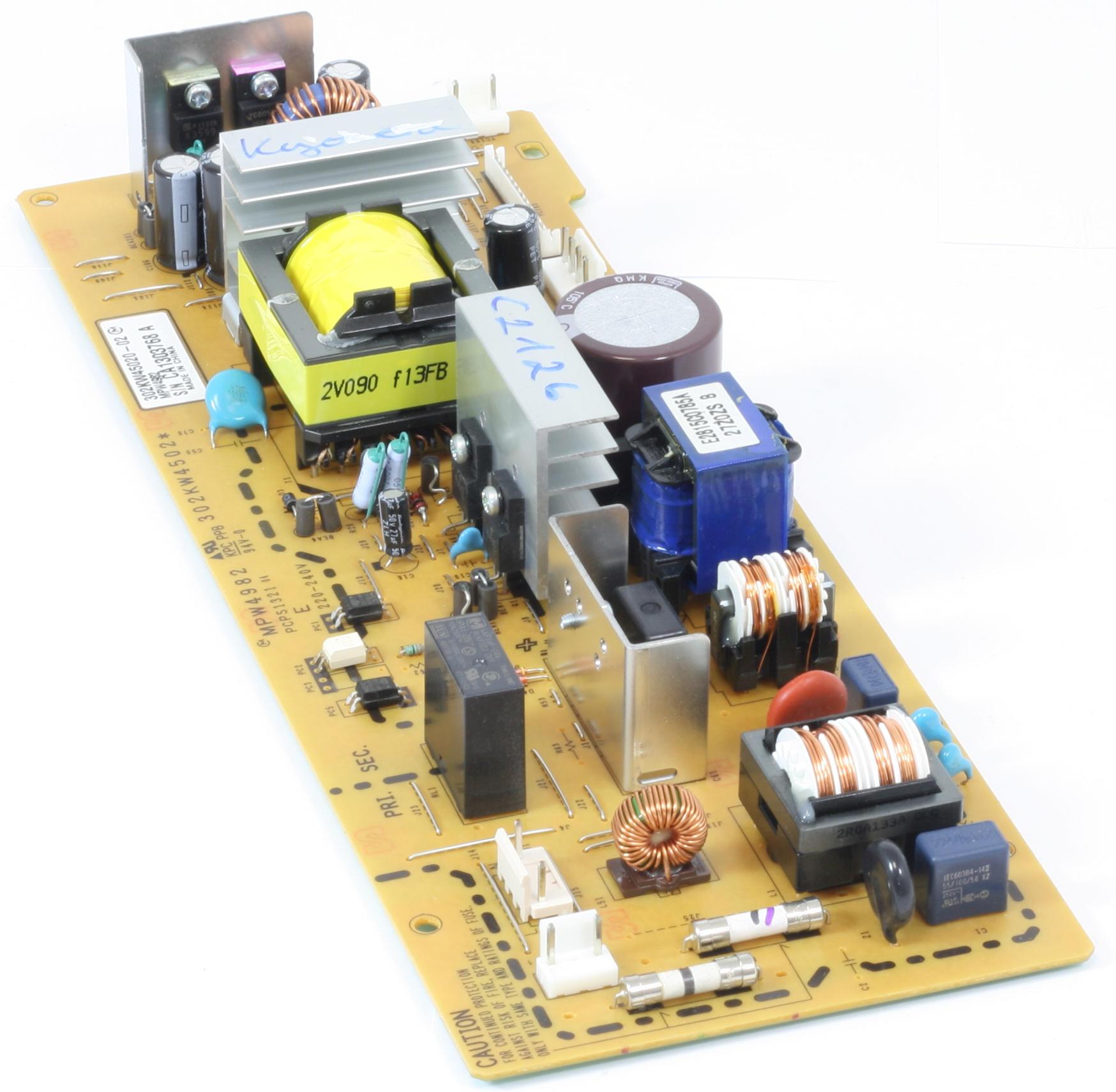 Kyocera Netzteil 302LV4502 POWER SUPPLY 302LV94070 für FS-4100 N FS-4200 DN gebraucht