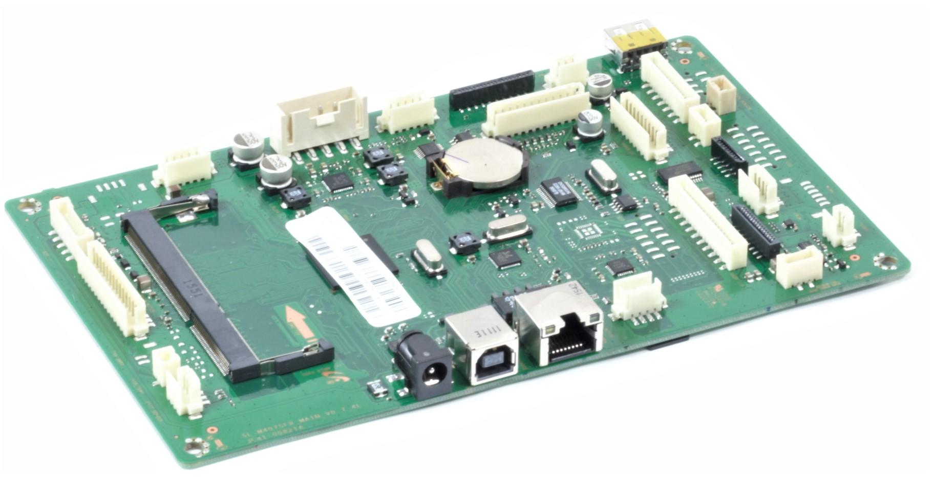 Samsung Formatter JC41-00821A Board für SL-M4075FR M4075 gebraucht