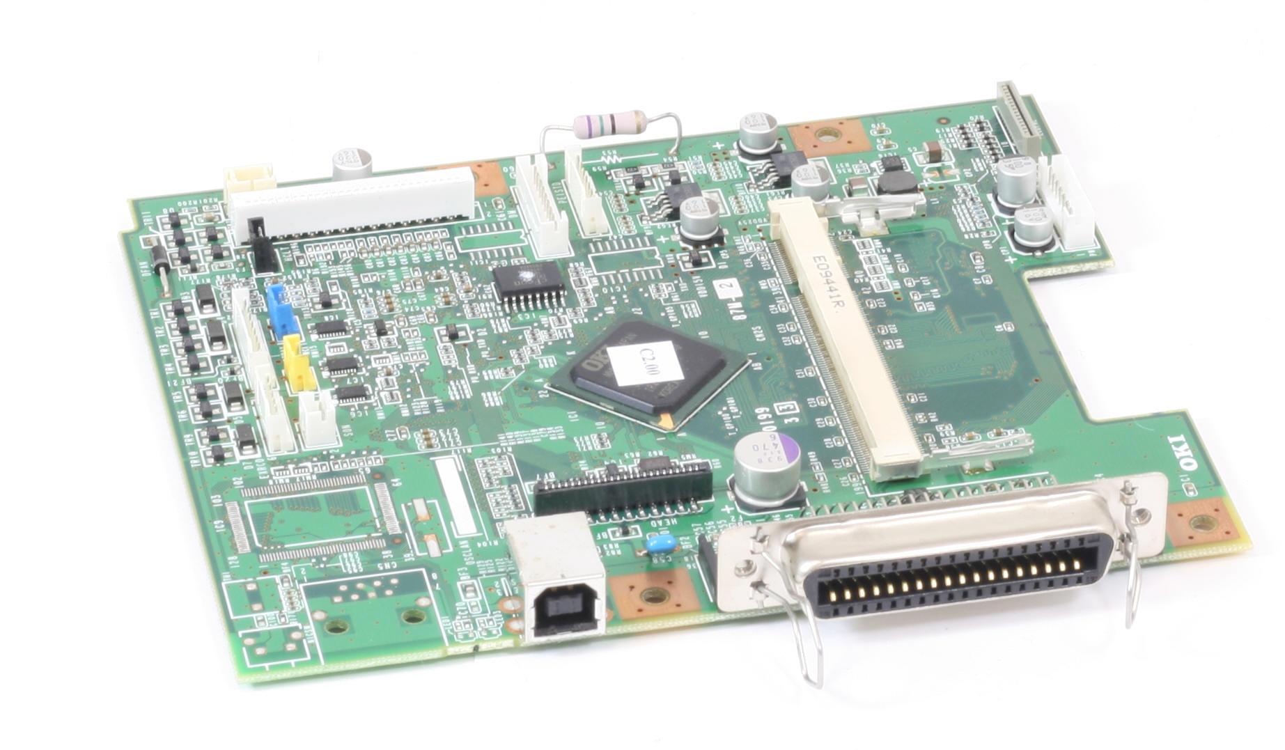 OKI Formatter 43795199 Board für C3600 C3600N C3600DN gebraucht