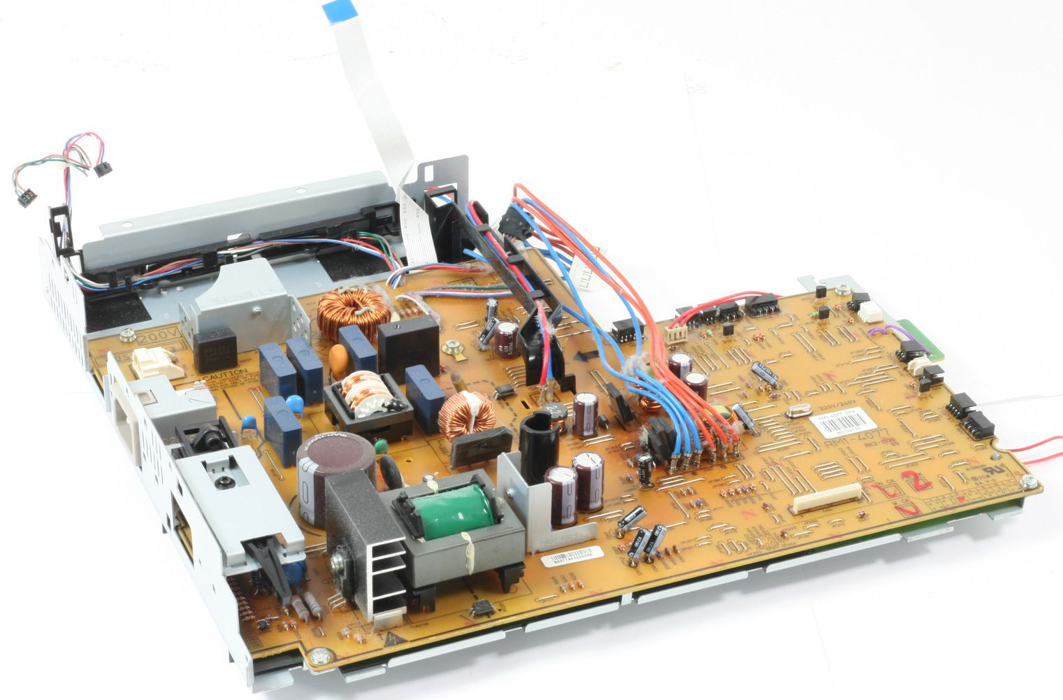 HP Netzteil RM1-4077 POWER SUPPLY Laserjet M3035 MFP M3027 MFP gebraucht