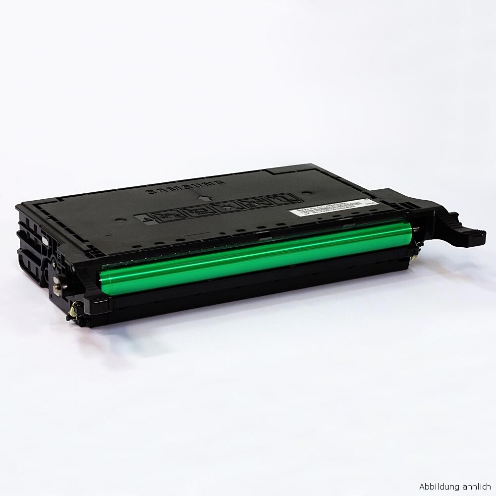 Samsung Original Toner Black Schwarz CLP-K660B für CLP-610 CLP-660 CLX-6210 gebraucht   Toner Füllstand 25% Toner