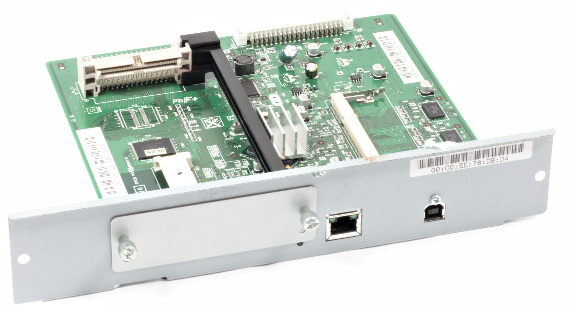 Kyocera Formatter 2K80102 Board für FS-C5350DN FS-C5350N gebraucht