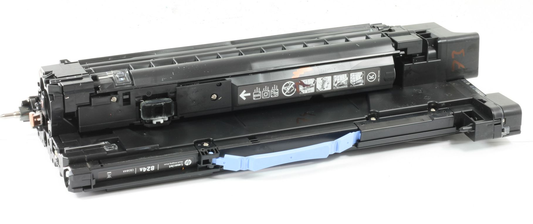 HP CB384A Original Trommel 824A Schwarz Bildtrommel CP6015 CM6040 CM6030 gebraucht