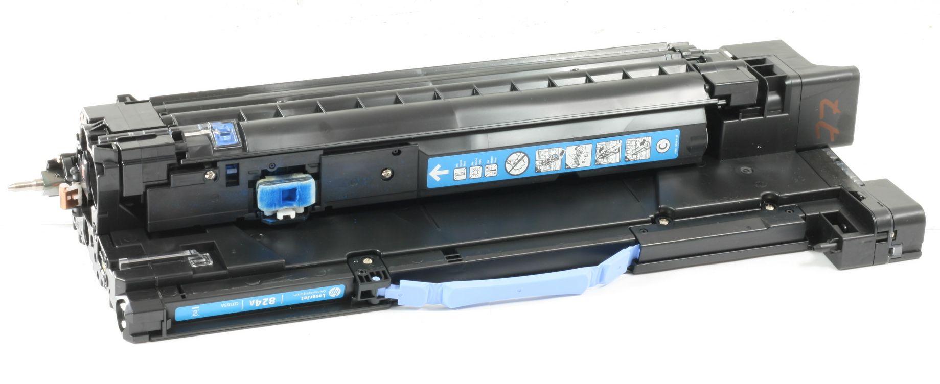 HP CB385A Original Trommel 824A Cyan Bildtrommel CP6015 CM6040 CM6030 gebraucht