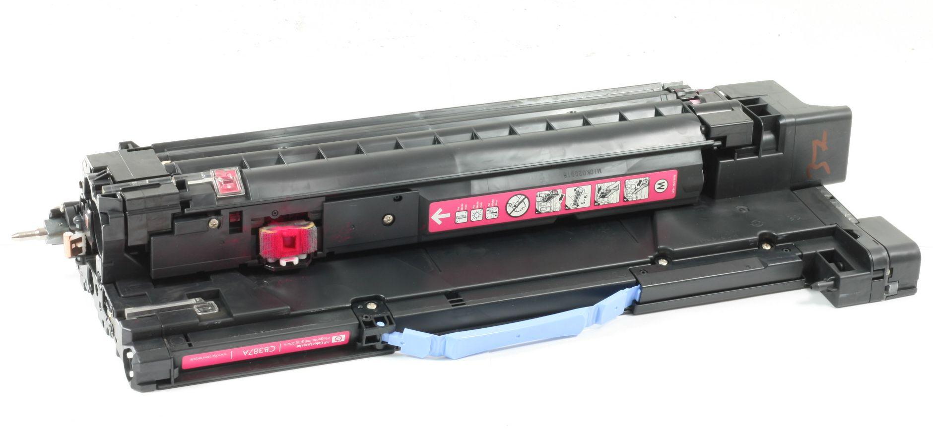 HP CB387A Original Trommel 824A Magenta Bildtrommel CP6015 CM6040 CM6030 gebraucht