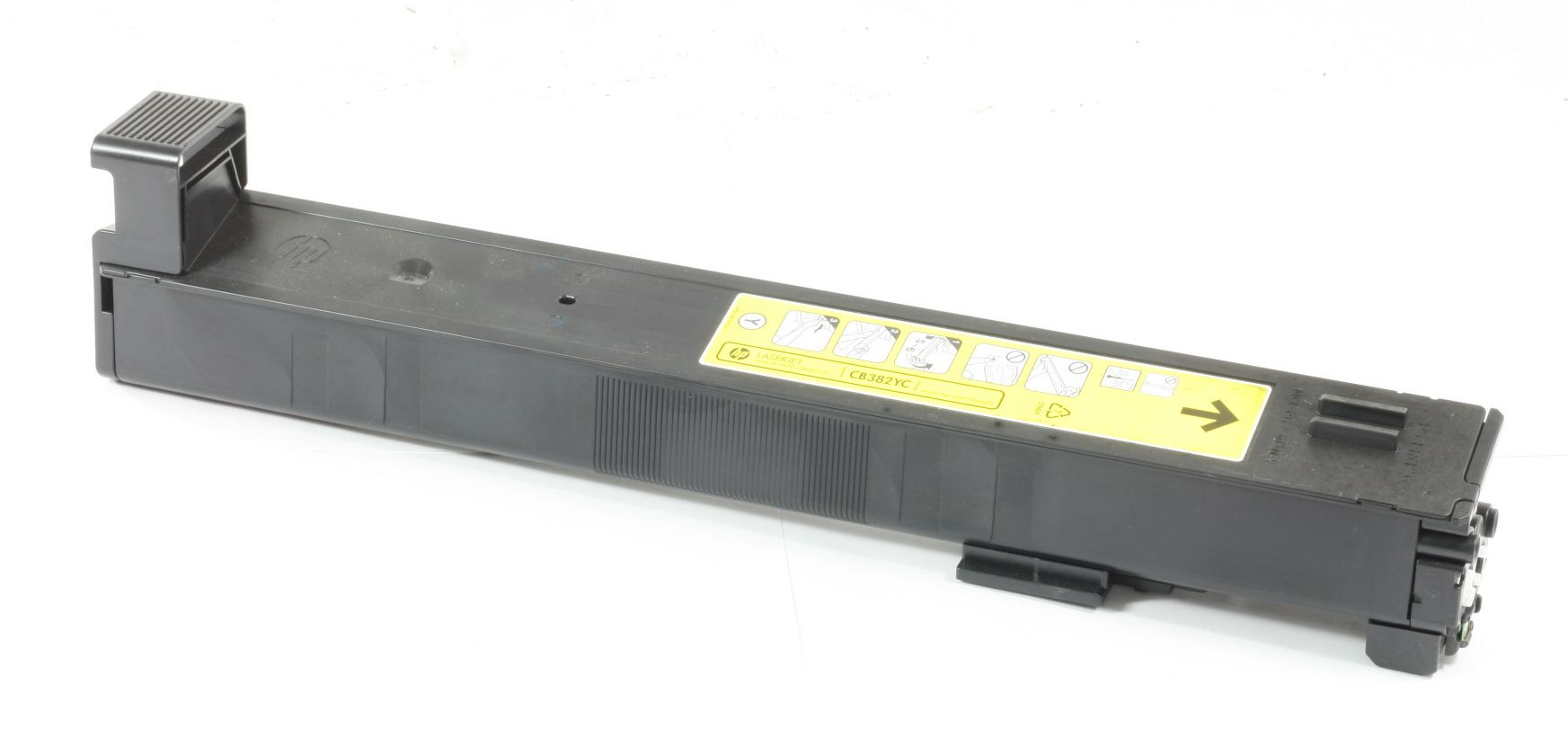 HP 823A Original Toner CB382YC Gelb CP6015 CM6030 CM6040 gebraucht