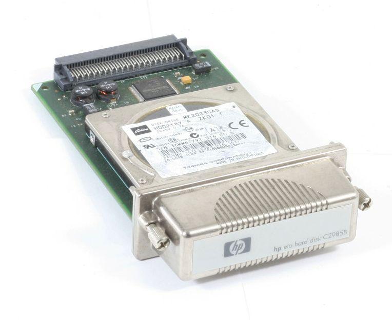 HP Festplatte C2985B High Performance Secure EIO Hard Disk 3.2GB HDD gebraucht