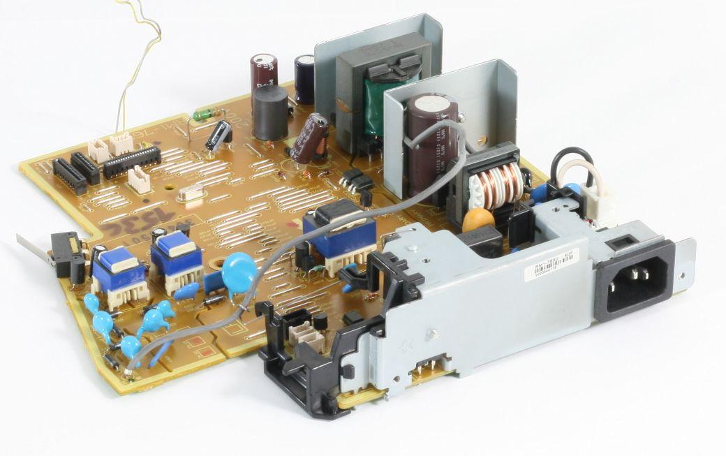 HP Netzteil RM1- 7630 POWER SUPPLY Laserjet PRO M1536dnf gebraucht