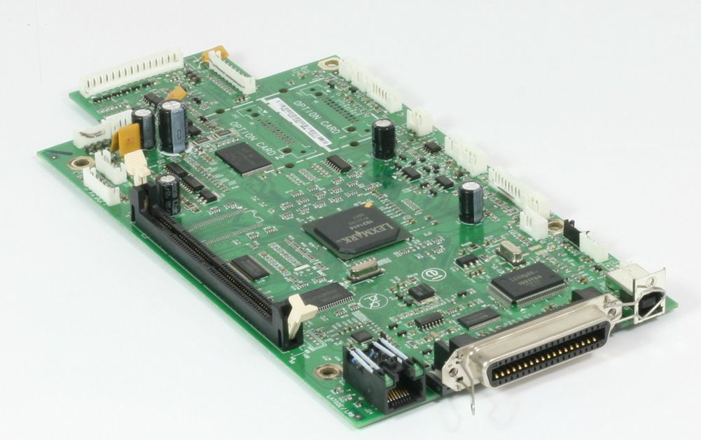 Lexmark Formatter 33S024 Board für E352 E352N gebraucht