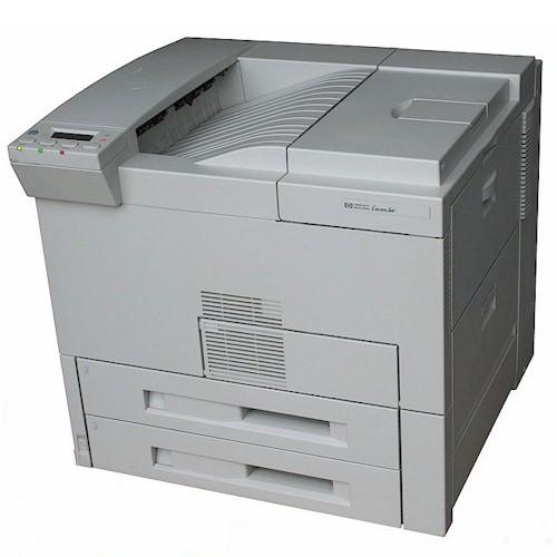 HP Laserjet 8150N DIN A3 Drucker Netzwerk Laserdrucker gebraucht