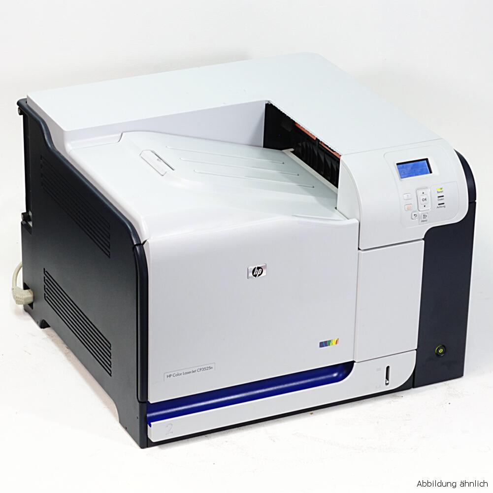 HP Drucker Laserjet 500 M551 DN Color Laserdrucker gebraucht 16010