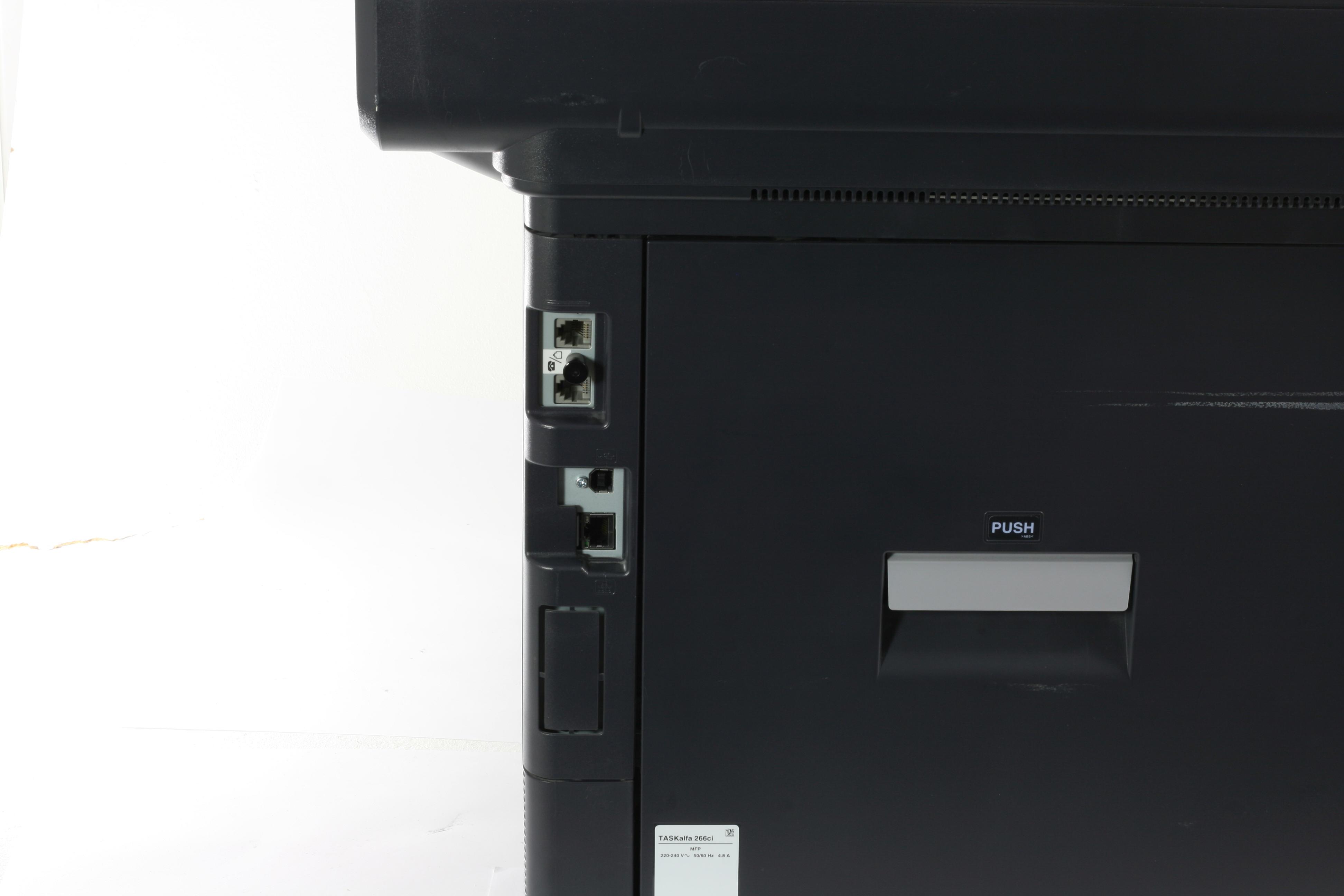 Kyocera Taskalfa 266ci MFP Drucker Laserdrucker Kopierer Scanner Fax Color gebraucht /  180