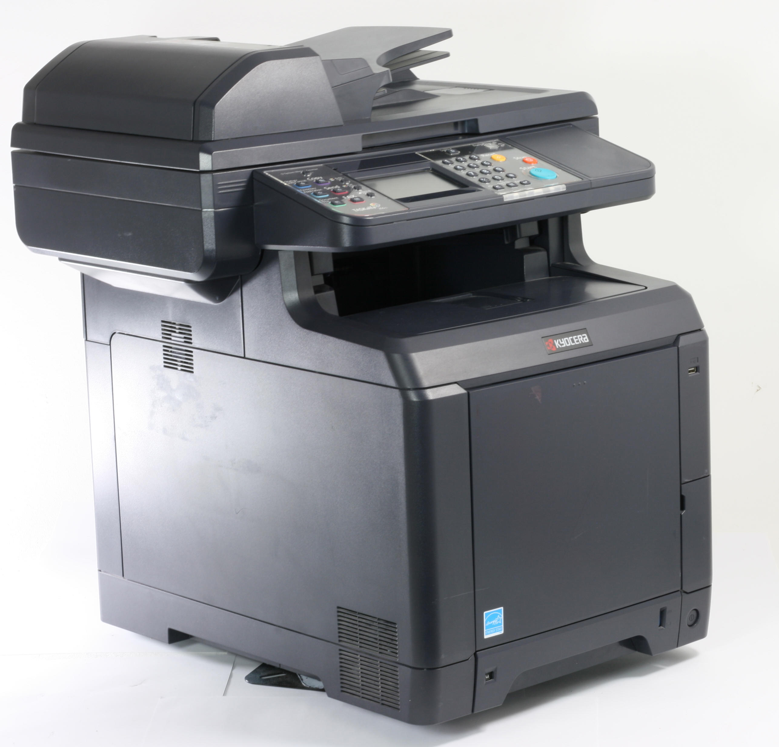 Kyocera Taskalfa 266ci MFP Drucker Laserdrucker Kopierer Scanner Fax Color gebraucht /  77180