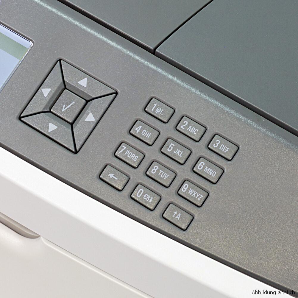 Lexmark Drucker E460DN Netzwerk Laserdrucker gebraucht