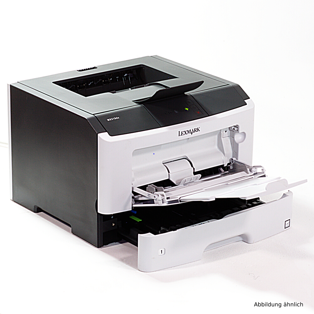 Lexmark MS310DN Drucker Laserdrucker mit Duplex Netzwerk gebraucht