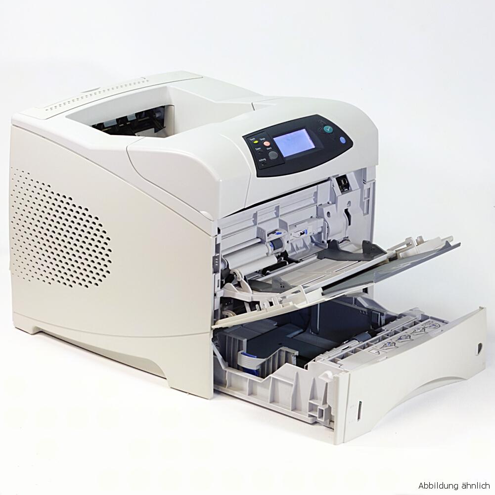 HP Drucker4250DTN Laserjet mit Netzwerk Duplex Laserdrucker gebraucht mehr als 150.000 Seiten gedruckt