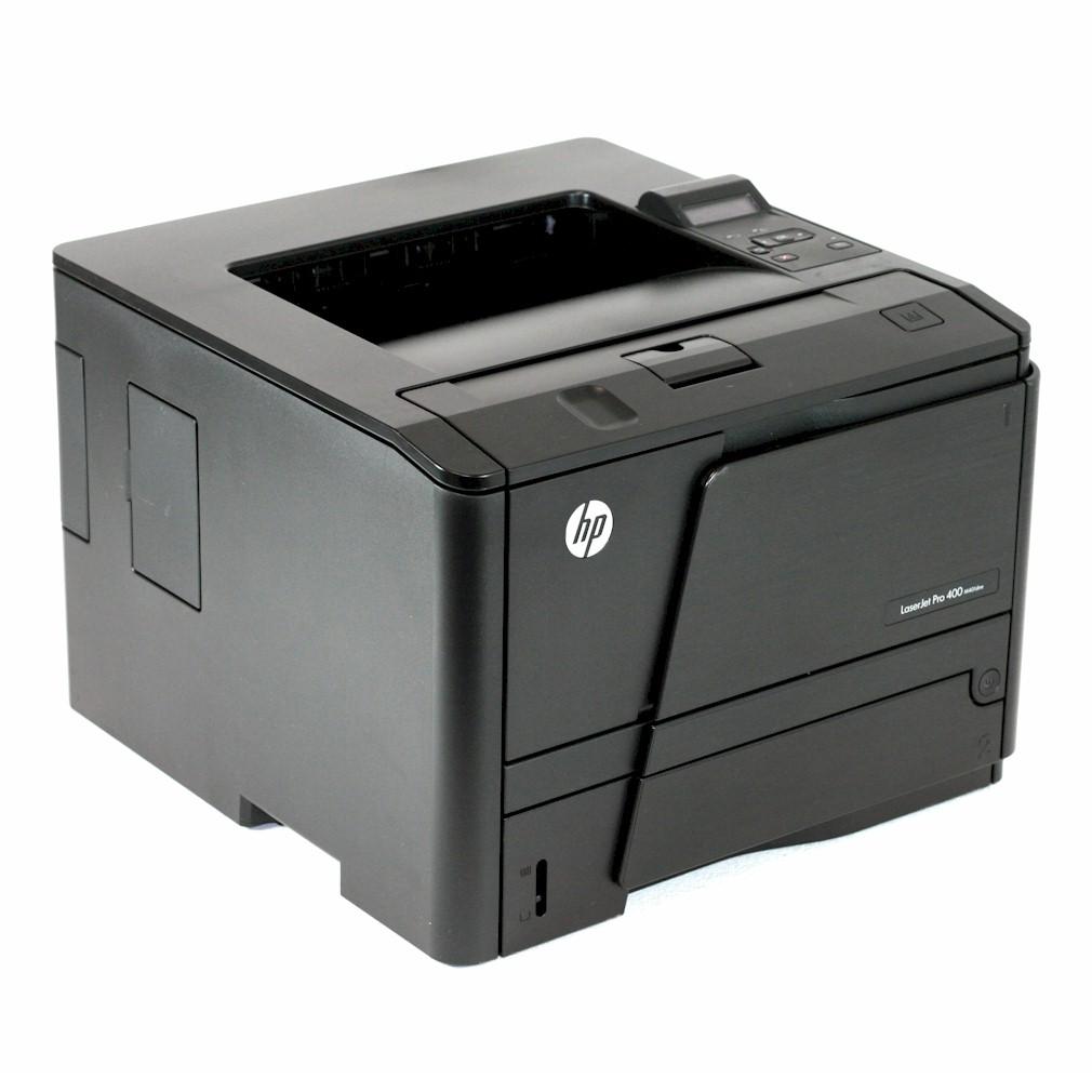 HP Drucker M401dne Laserjet Pro 400 Laserdrucker CF399A gebraucht