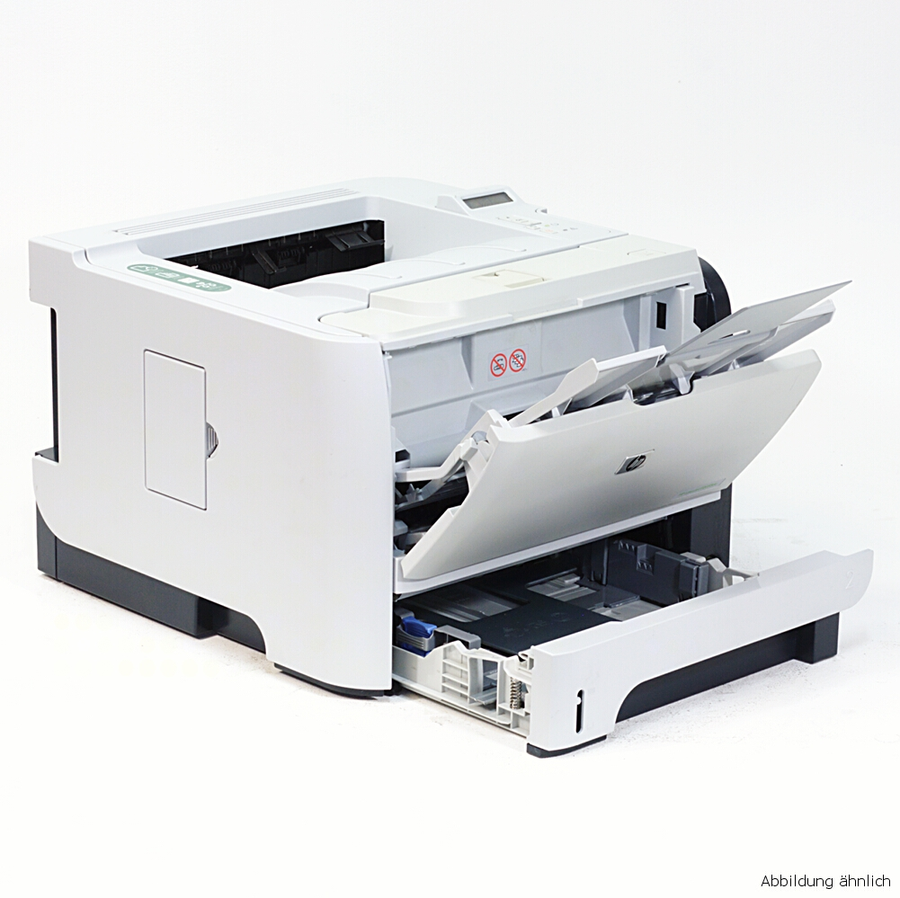 HP Drucker P2055DN Laserjet Duplex Netzwerk Laserdrucker gebraucht unter 20.000 Seiten gedruckt