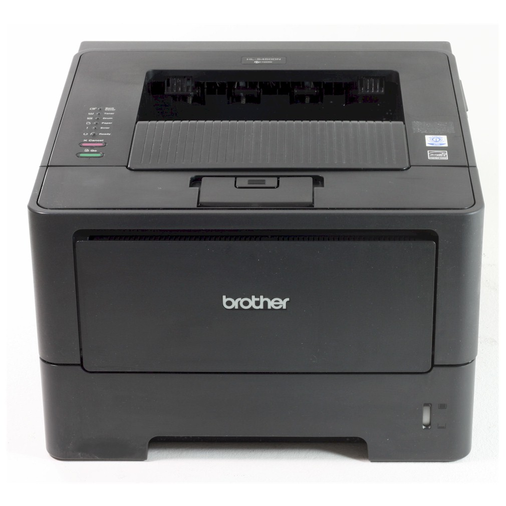 Brother Drucker HL-5450DN Netzwerk Laserdrucker gebraucht unter 2.000 Seiten gedruckt