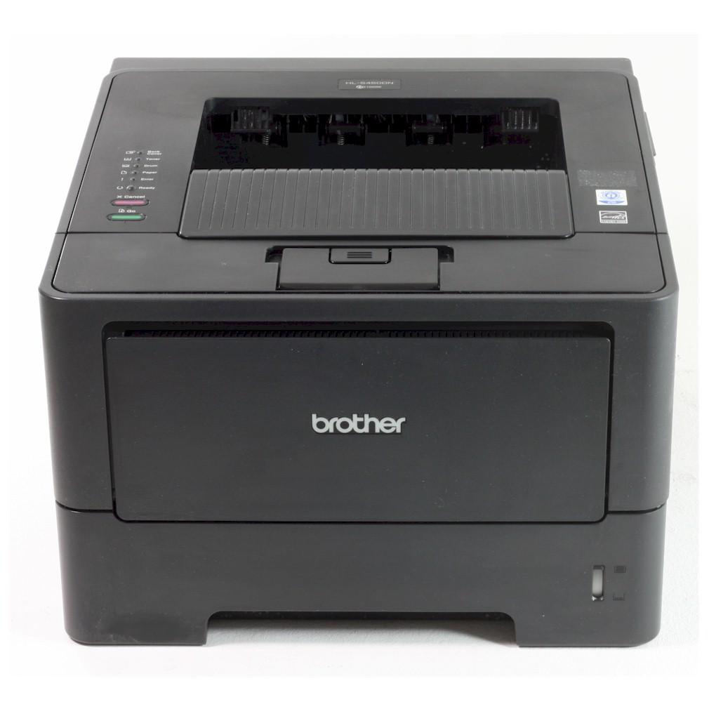 Brother Drucker HL-5450DN Netzwerk Laserdrucker gebraucht unter 10.000 Seiten gedruckt