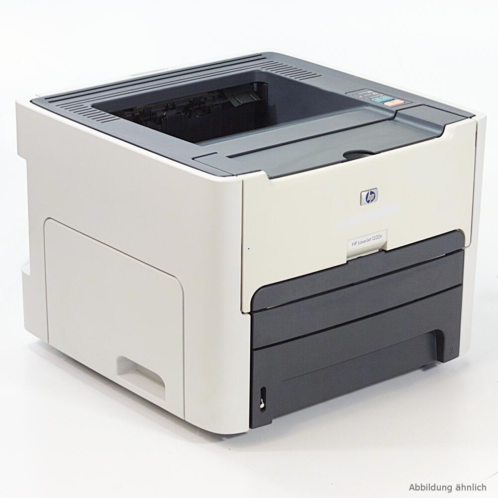 HP Laserjet 1320NW Drucker Duplex Laserdrucker gebraucht