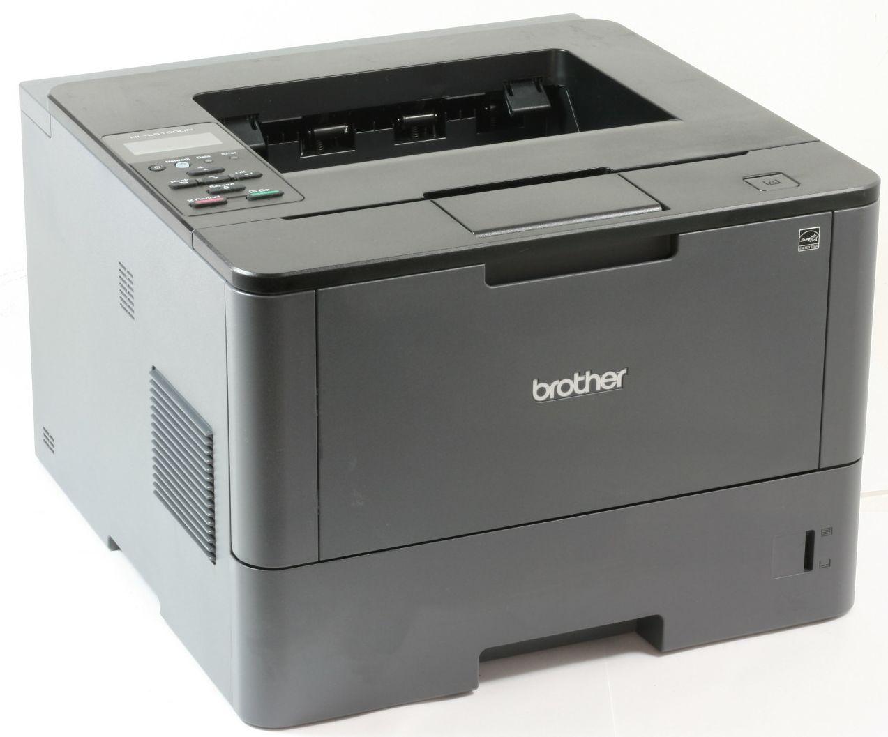 Brother Drucker HL-L5100DN Duplex Netzwerk Laserdrucker gebraucht