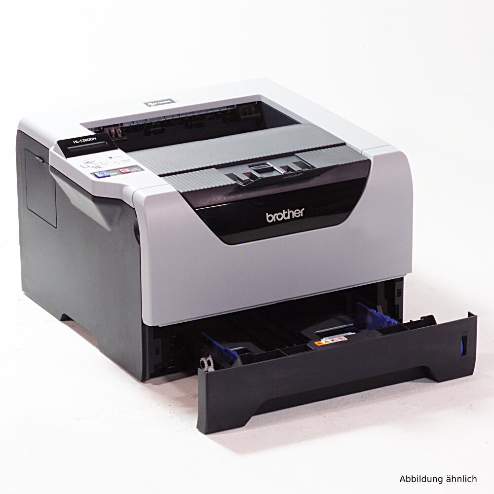 Brother Drucker HL-5380DN Duplex Netzwerk Laserdrucker gebraucht