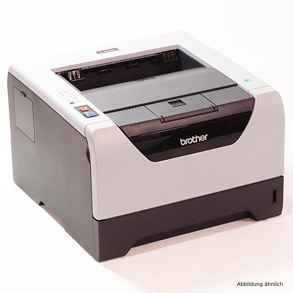 Brother HL-5350DN Drucker Laserdrucker Duplex Netzwerk gebraucht