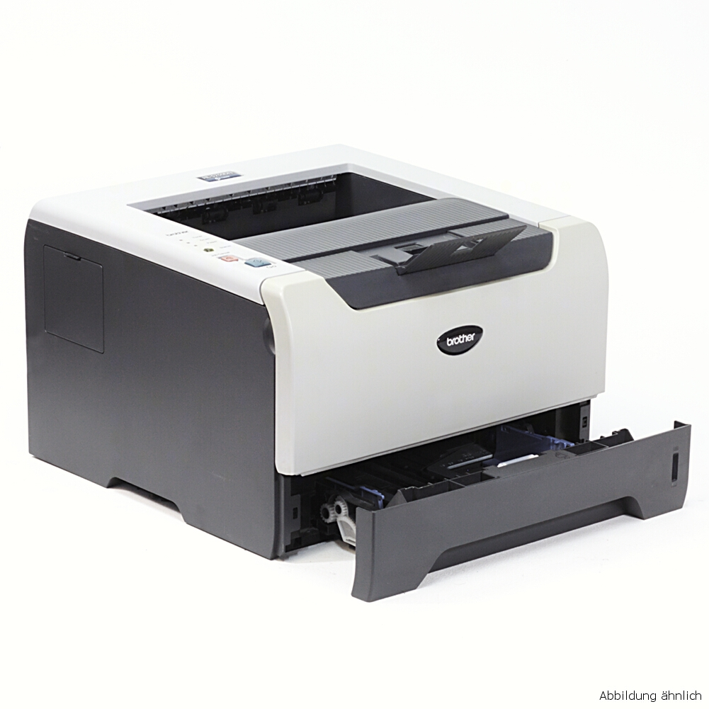 Brother Drucker HL-5340D Laserdrucker gebraucht