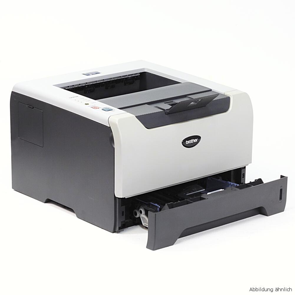 Brother HL-5250DN Drucker Netzwerk Laserdrucker gebraucht