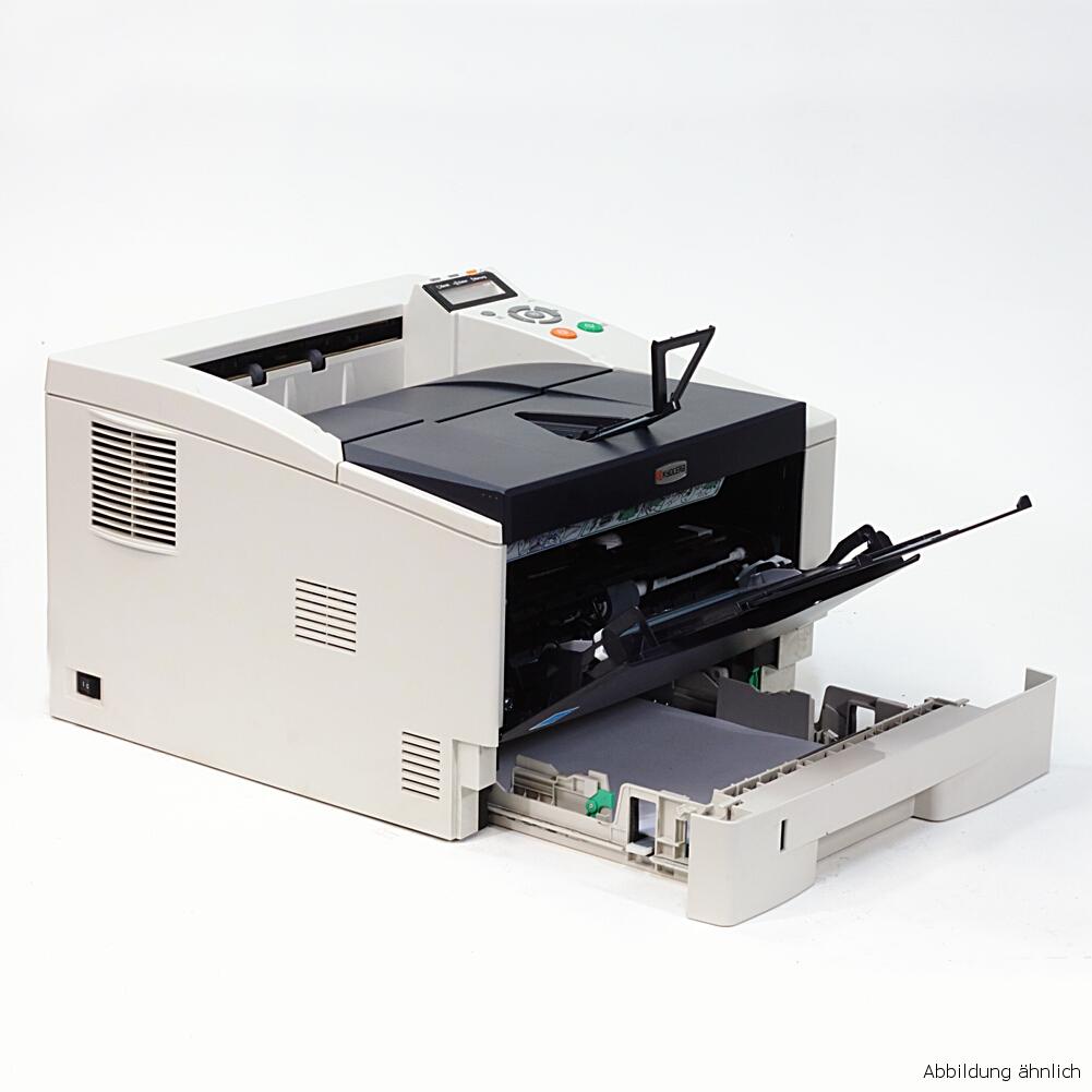 Kyocera FS-1370DN Drucker Laserdrucker gebraucht