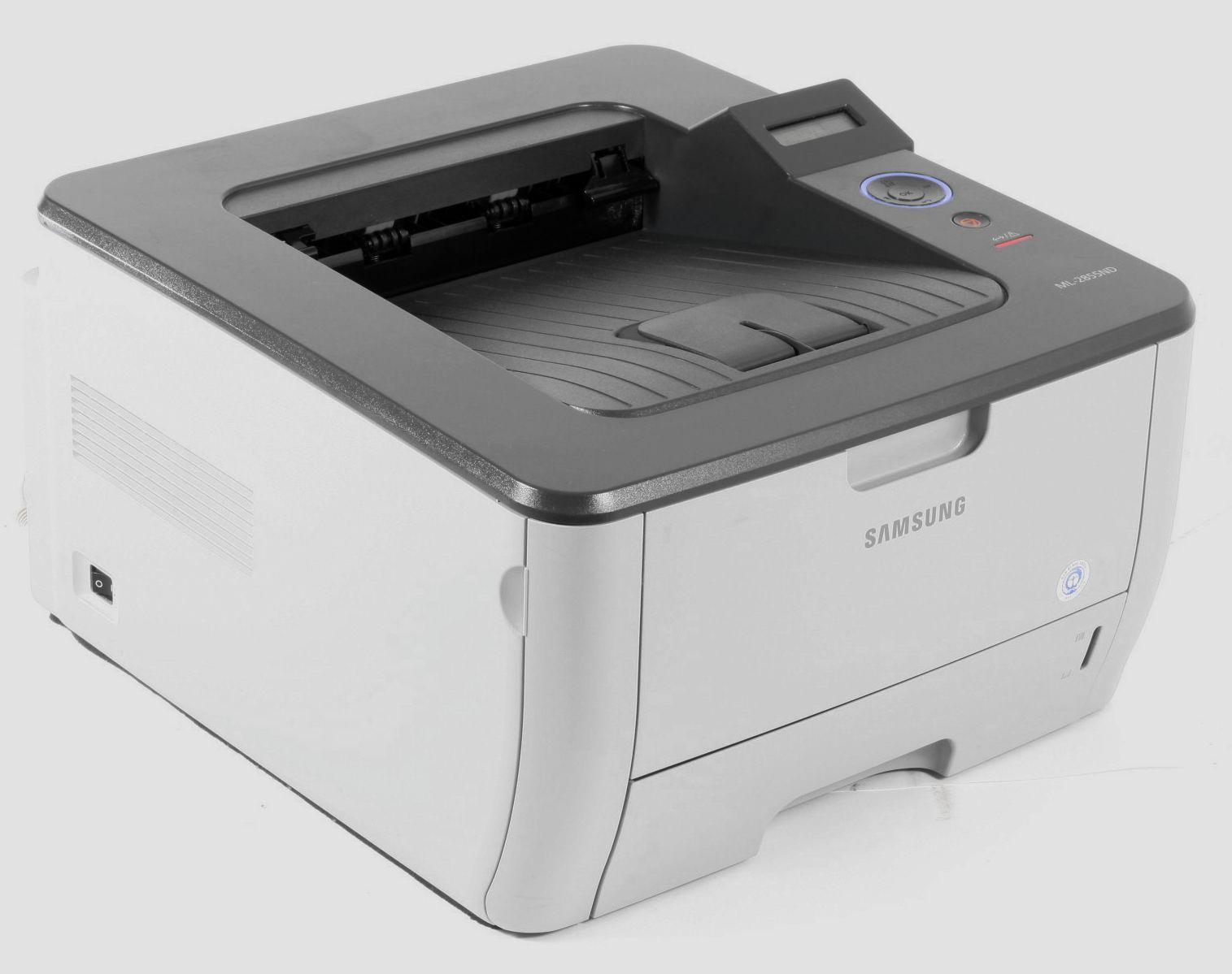Samsung Drucker ML-2855ND - Netzwerk & Duplex