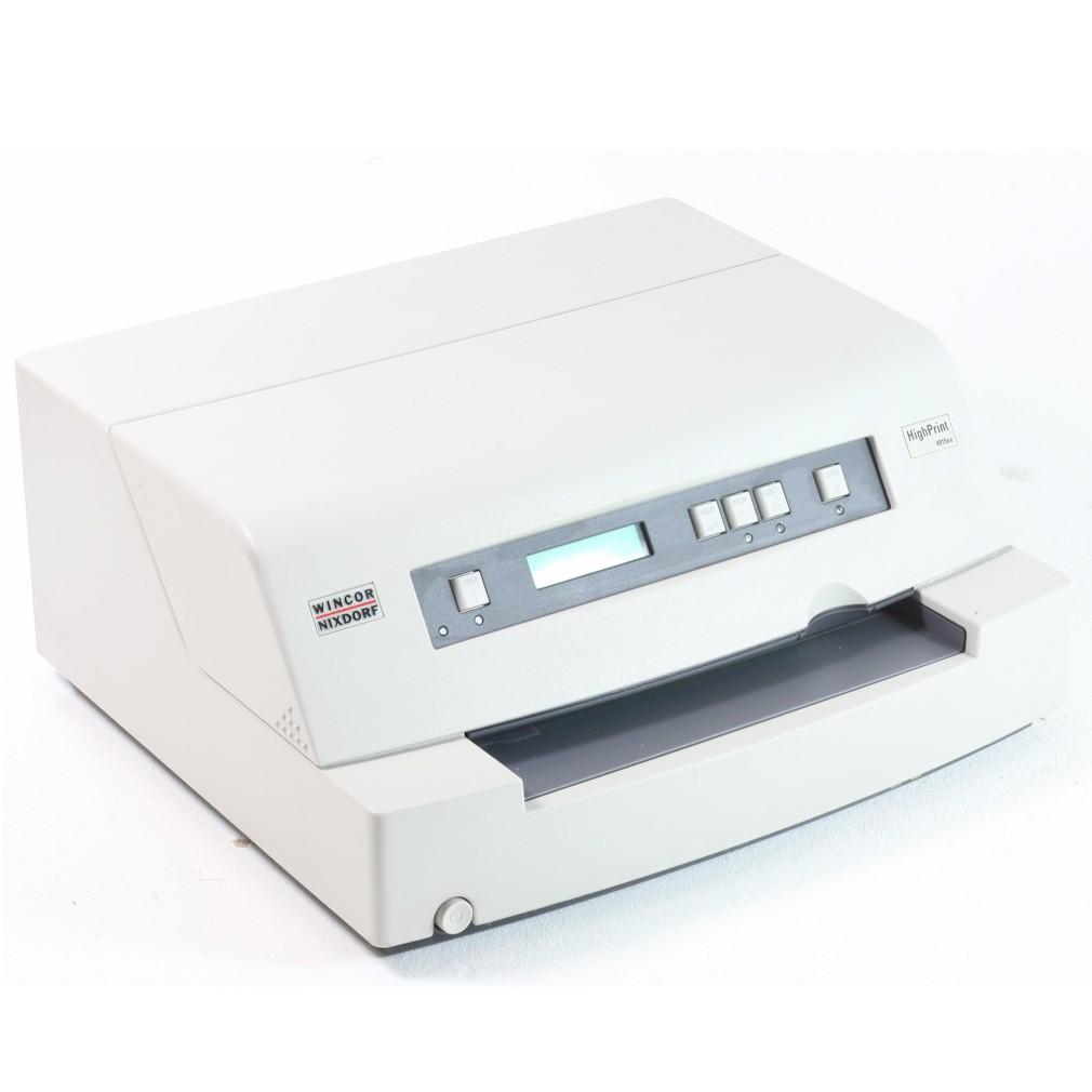 Wincor Nixdorf 4915 + Plus Nadeldrucker High Print 24-Nadel Matrixdrucker gebraucht