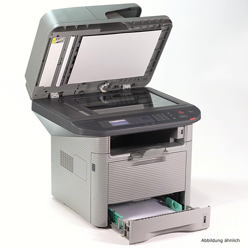 Samsung SCX-5637FR Multifunktionsgerät Drucker Kopierer Scanner Fax gebraucht