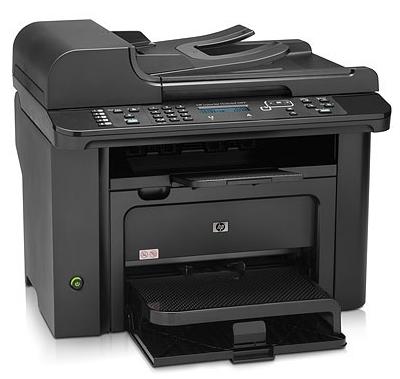 HP Laserjet M1536DNF Laserdrucker Drucker Kopierer Scanner Fax gebraucht