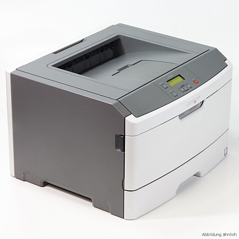 Lexmark Drucker E360D Laserdrucker gebraucht