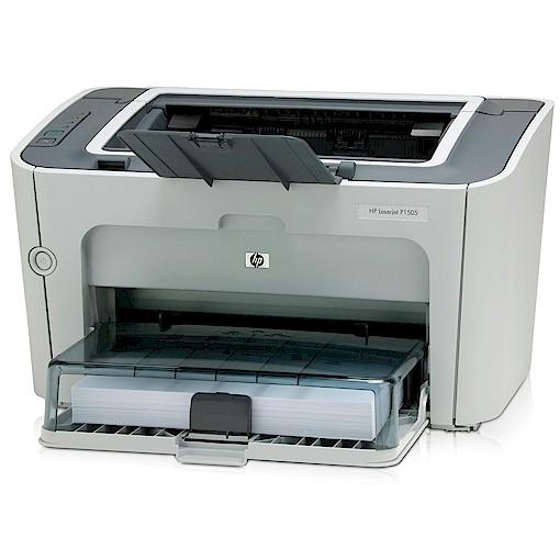 HP Drucker P1505N Laserjet mit Netzwerkkarte gebraucht