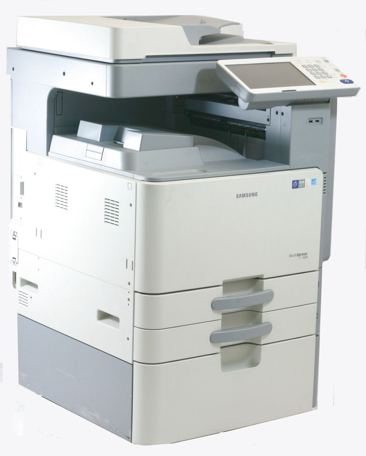 Samsung MultiXpress SCX-8240 Drucker DIN A3 Kopierer Scanner Fax gebraucht