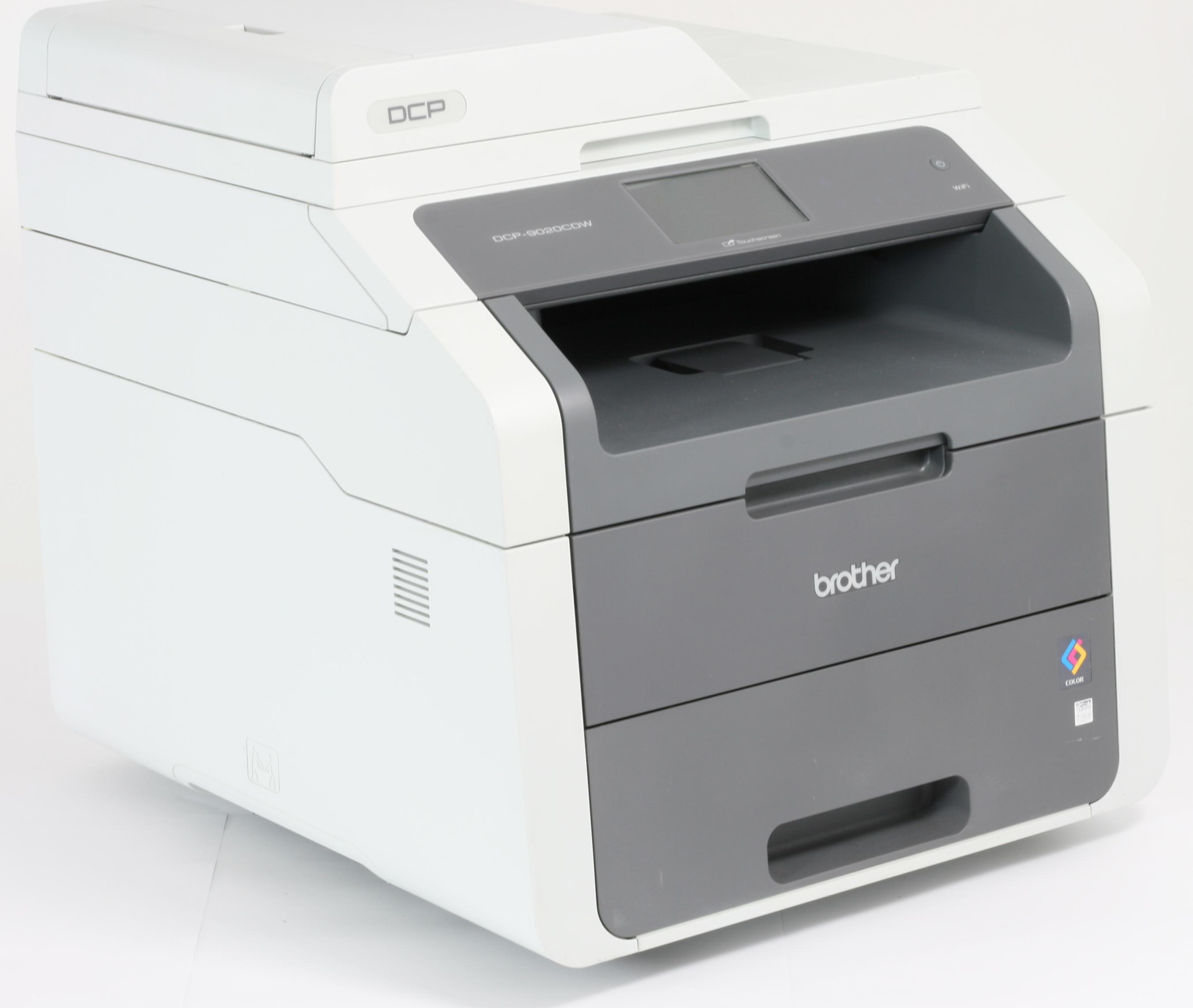 Brother Drucker DCP-9015cdw Laserdrucker Kopierer Scanner Fax Color gebraucht
