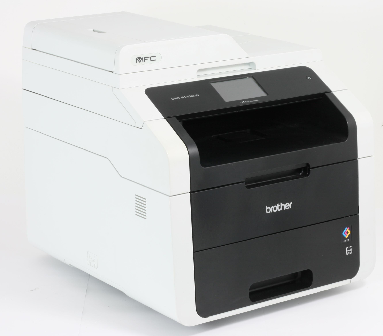 Brother Drucker MFC-9140CDN Laserdrucker Kopierer Scanner Fax Color gebraucht