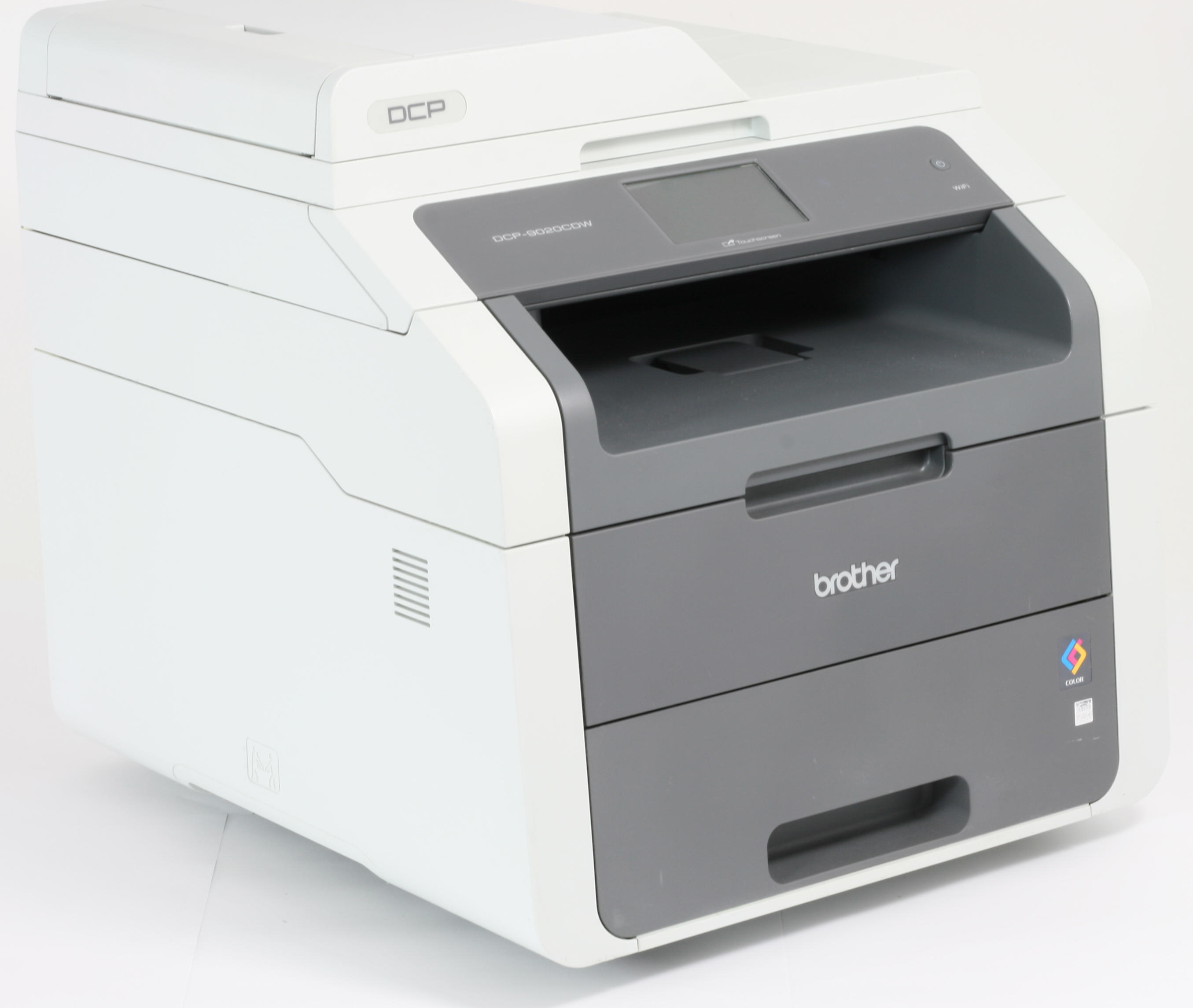 Brother Drucker DCP-9020CDW W-LAN Laserdrucker Kopierer Scanner Color gebraucht